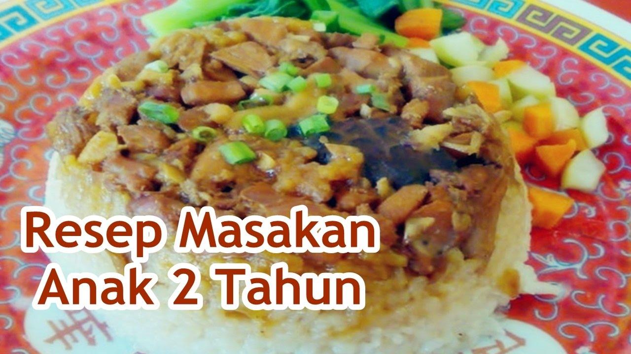 Resep Masakan Anak 2 Tahun Sederhana Praktis Youtube