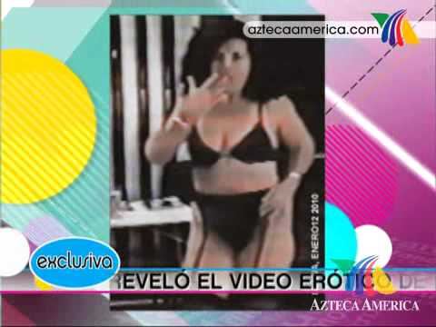 Something is. Lucero en video por