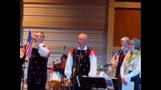 The Singing Slovenes - God Bless America