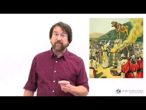 Understanding Economics: 10 - Henry George's Remedy