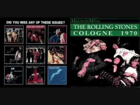 Rolling Stones - Live 1970 - Cologne
