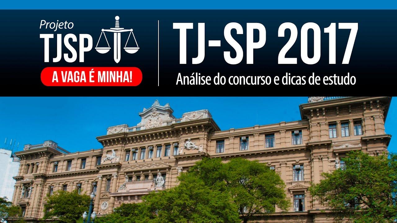 Concurso TJSP   Edital comentado e dicas de estudo - Como ...
