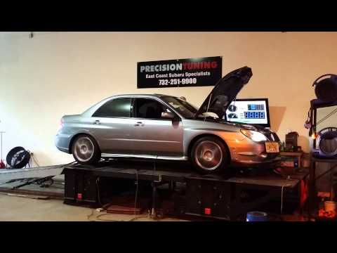 Precision Built And Tuned 528whp 2007 Sti