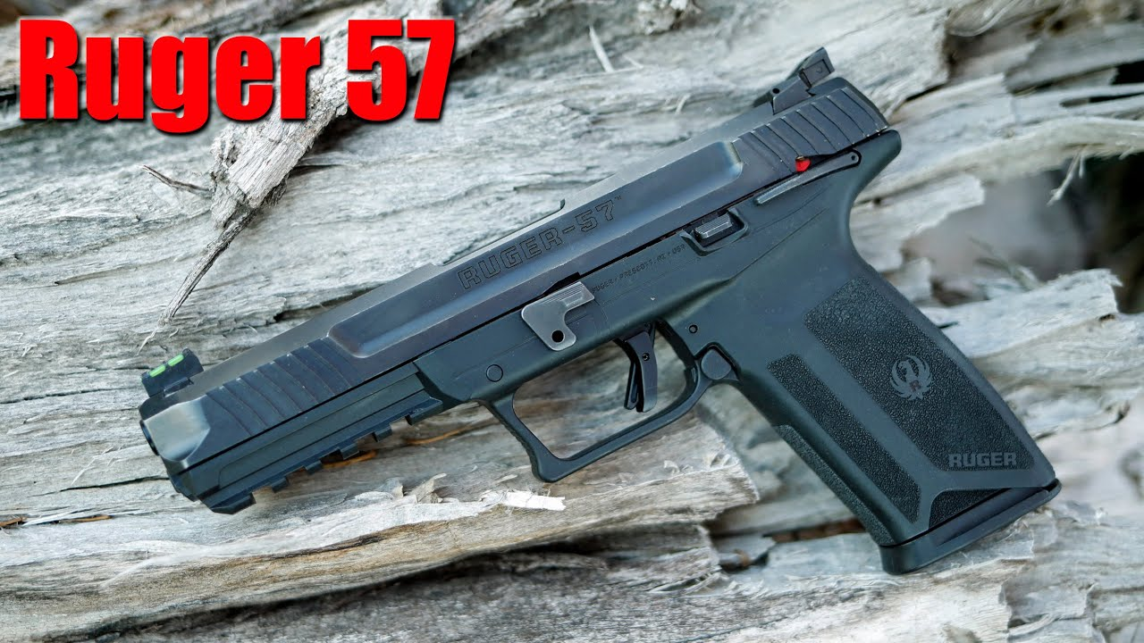 The Truth About The Ruger 57: 1000 Round Review