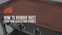 Recovering your Blackstone Griddle Top