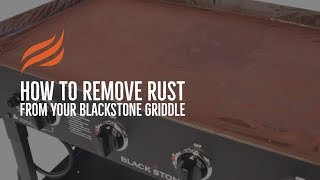 Blackstone Griddle Top Recovery