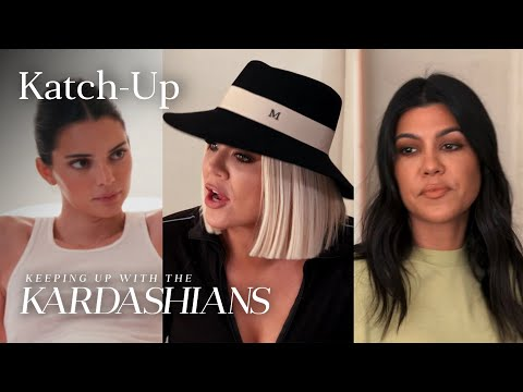 "Khloé Kardashian Interferes With Kendall & Kourtney's Argument: ""KUWTK"" Katch-Up (S16, Ep10)"