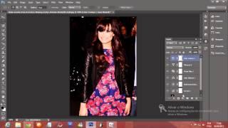 Como fazer uma action no photoshop