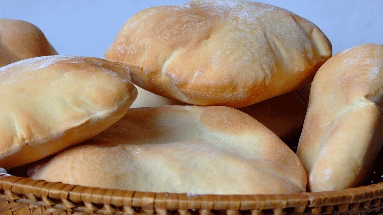 كرتون رغيف الخبز