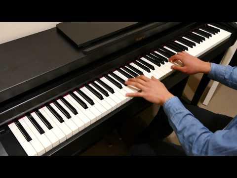 Piano  All I Want  Kodaline