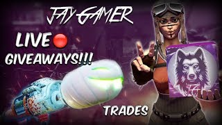 Fortnite Trading With Subs & Massive giveaways!