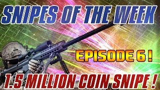 Best snipe i have seen | snipes of the week episode 6 | fifa mobile