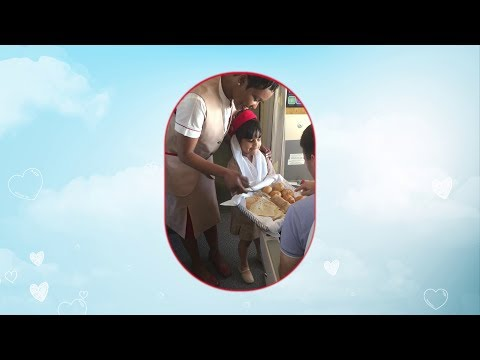 Fatemah & team serve smiles in the skies | Emirates Love Stories | Emirates