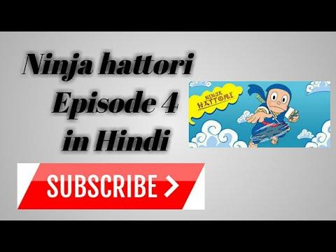 Ninja hattori in hindi episode 4 in Hindi by Hindi Cartooner.