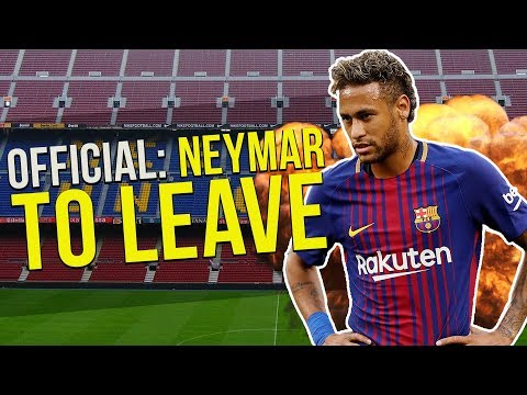 OFFICIAL: Barcelona Confirm Neymar Will Leave The Club! | Transfer Talk
