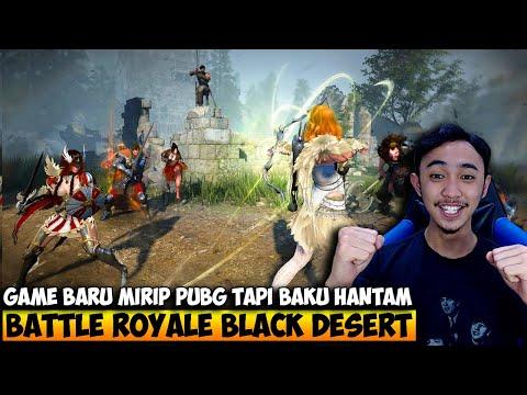 BARU BATTLE ROYALE BLACK DESERT KEREN BANGET - SHADOW ARENA INDONESIA - 동영상