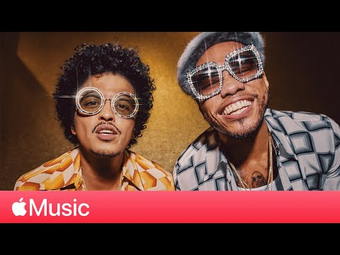 "Silk Sonic: ""Leave the Door Open"" with Bruno Mars and Anderson .Paak 