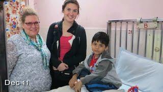 Ludhiana Christian Medical College Pediatric Ward