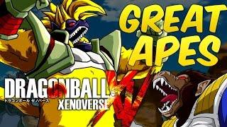 DRAGON BALL XENOVERSE EL FESTIVAL DEL GRAN MONO  Ultima mision