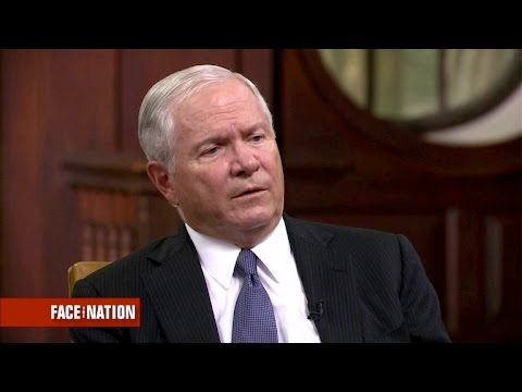 Full interview: Bob Gates, May 15