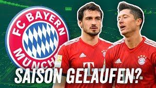 Warum der FC Bayern international nicht mehr mithalten kann! Champions League