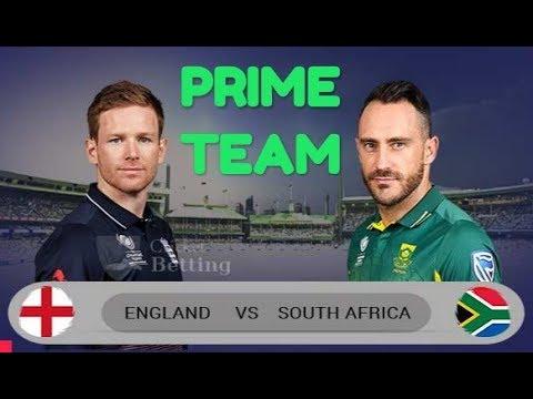 ✔️ENG vs SA Dream11 Prediction, England vs South Africa 1st ODI Match ICC  World Cup, Grand Small