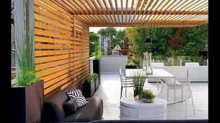 Pergola Modern | Modern Pergola Design Ideas