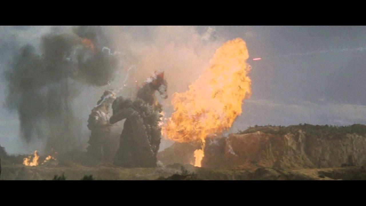 Mechagodzilla 2012 HD - (1975) Godzilla v...