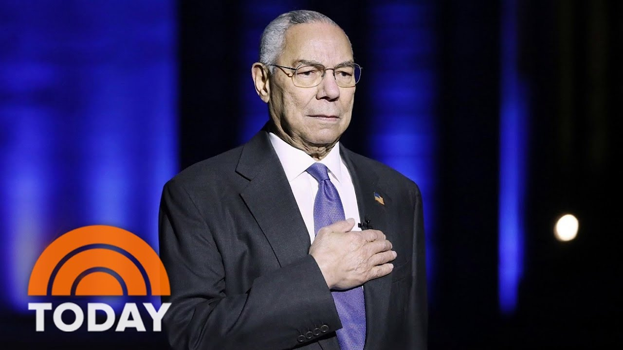 Colin Powell, Former U.S. Secretary of State, Dies of Covid ...