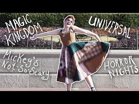 A Whirlwind Disney/Universal Trip! || VLOG