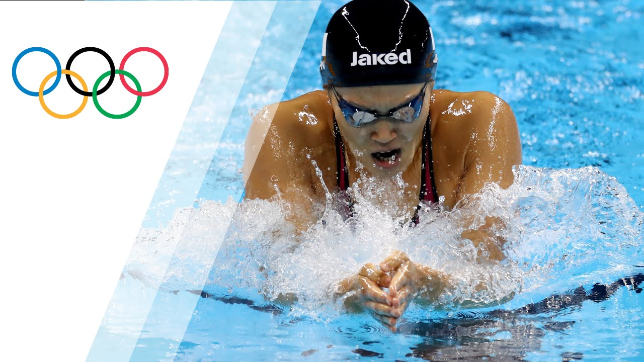 Kaneto Wins Womenu0027s 200m Breaststroke For Japan   YouTube