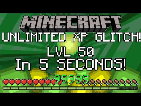 *NEW* OP MINECRAFT UNLIMITED XP GLITCH + DUPLICATION GLITCH For BEDROCK 1.14! Level 50 In 5 SECONDS!