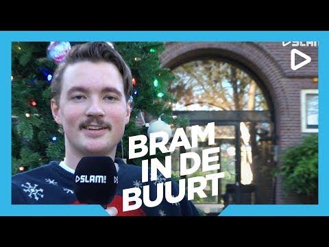 De Top 10 Kerstspecial - Bram In De Buurt | SLAM!