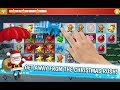 Christmas Crush Holiday Swapper Candy Match 3 Game   Christmas Games   Santa Claus gameplay