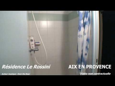 AIX EN PROVENCE Résidence étudiante Le Rossini