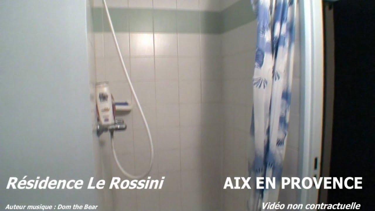 Aix en provence r sidence tudiante le rossini youtube - Residence les jardins d arcadie aix en provence ...
