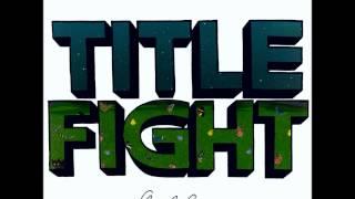 Title Fight-Secret Society (w/Lyrics)
