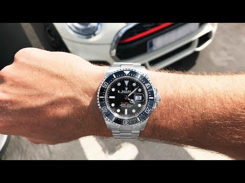 BUYING a 50th Anniversary Rolex Sea-Dweller! Watch Talk Vlog