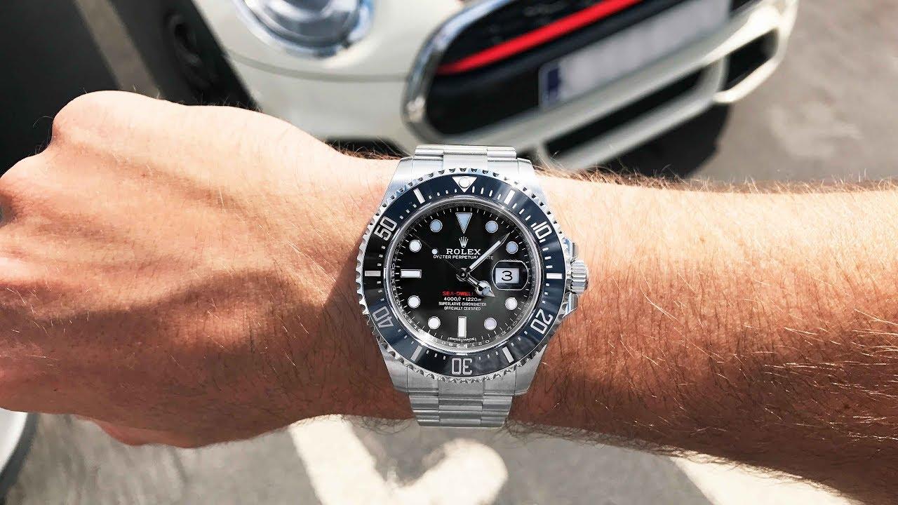 Rolex Sea Dweller 43mm For Sale