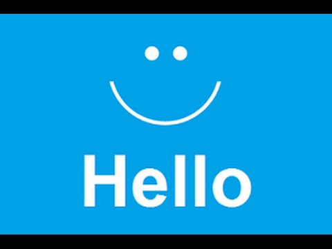 Windows Hello - YouTube