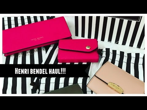 Henri Bendel Haul!!!