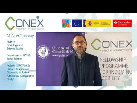M. Alper Yalcinkaya - CONEX