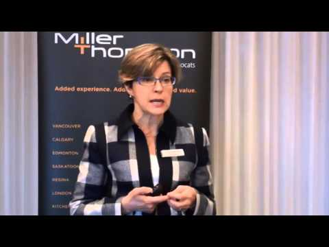 Miller Thomson - Workplace Investigations