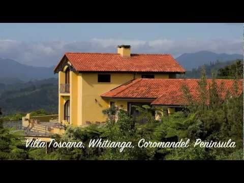 Villa Toscana, Whitianga, Coromandel Peninsula