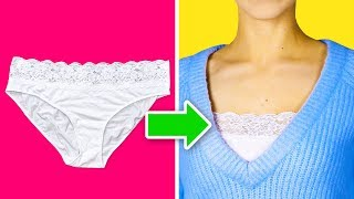 23 CLOTHING HACKS THAT ARE ABSOLUTE LIFESAVERS thumbnail