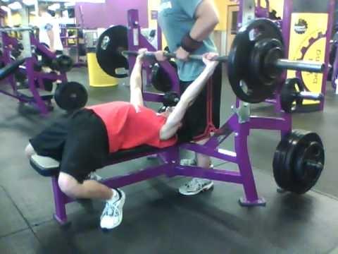 180 Bench Press