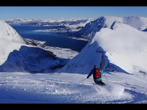 On Tour - Juho Lukkari Mountain Guide LOFOOTIT
