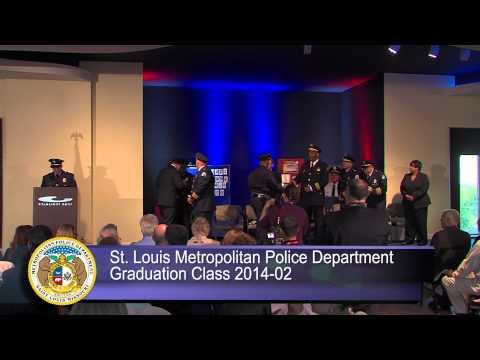 St. Louis Metropolitan Police Department - 2015 Graduation Ceremony