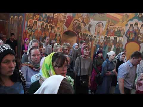Проповедь священника Владислава Чапайкина в день памяти святого равноапостолного Князя Владимира
