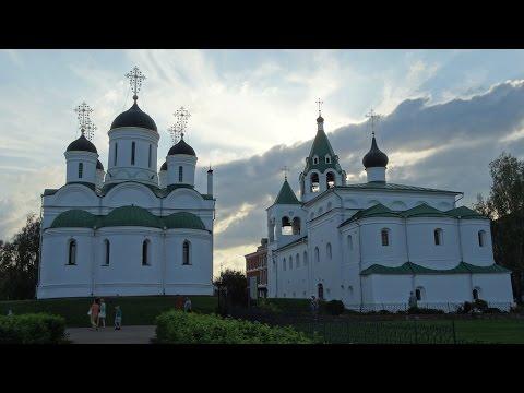 Russia, Murom, Savior-Preobrajenskiy Monastery.(Россия, Муром, Спасо Преображенский монастырь.)